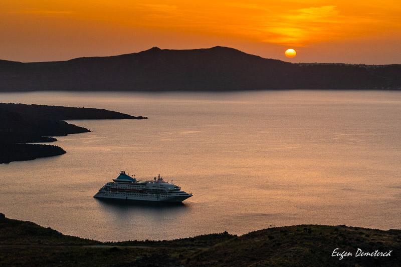 1000456 - Santorini, spectacolul Cicladelor