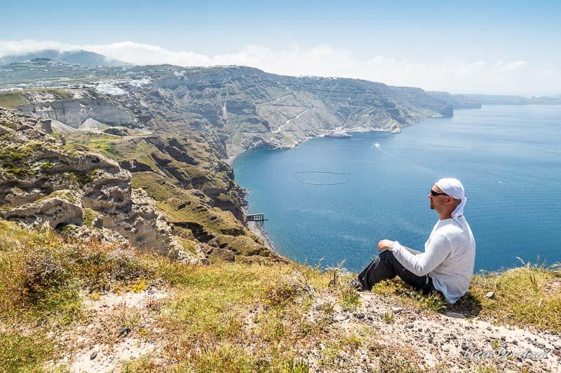 1000876 - Santorini, spectacolul Cicladelor