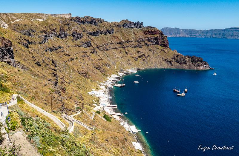1011080 - Santorini, spectacolul Cicladelor