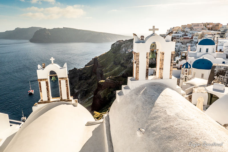 1011284 - Santorini, spectacolul Cicladelor