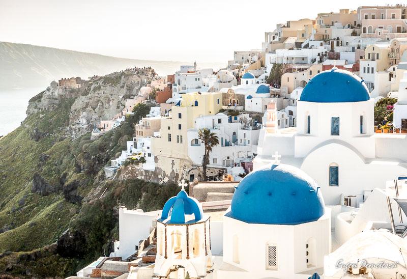 1011298 - Santorini, spectacolul Cicladelor