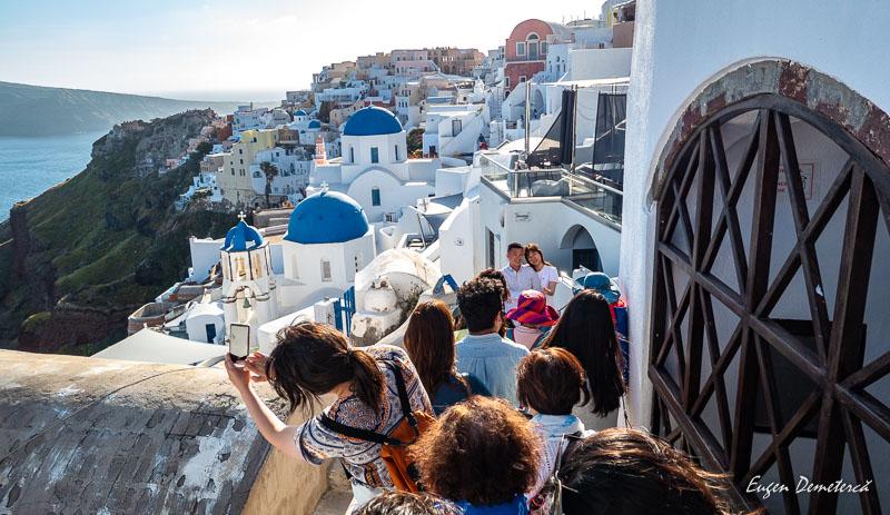 1011310 - Santorini, spectacolul Cicladelor