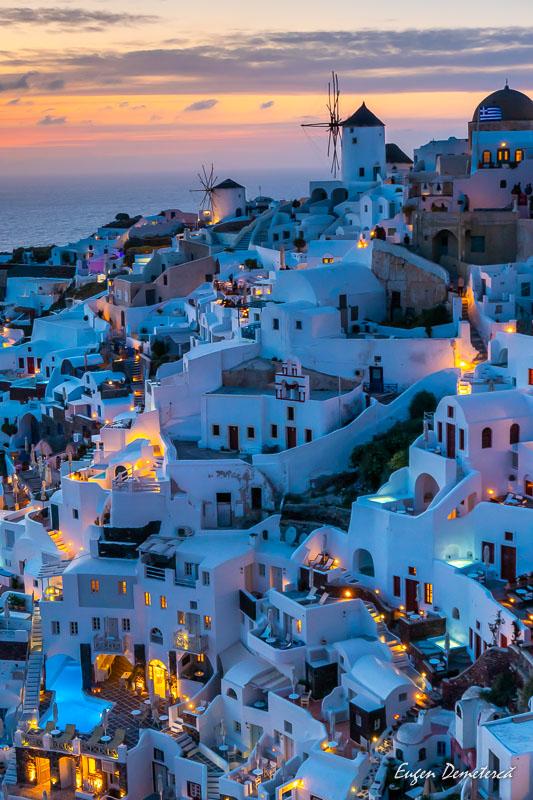 1011569 - Santorini, spectacolul Cicladelor