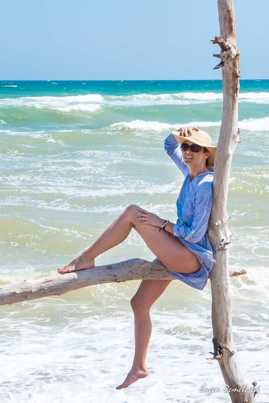 Sedinta foto pe plaja la Ezerets 3