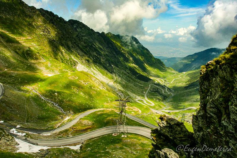 Transfagarasan - Transfăgărăşan, cel mai frumos drum din lume!