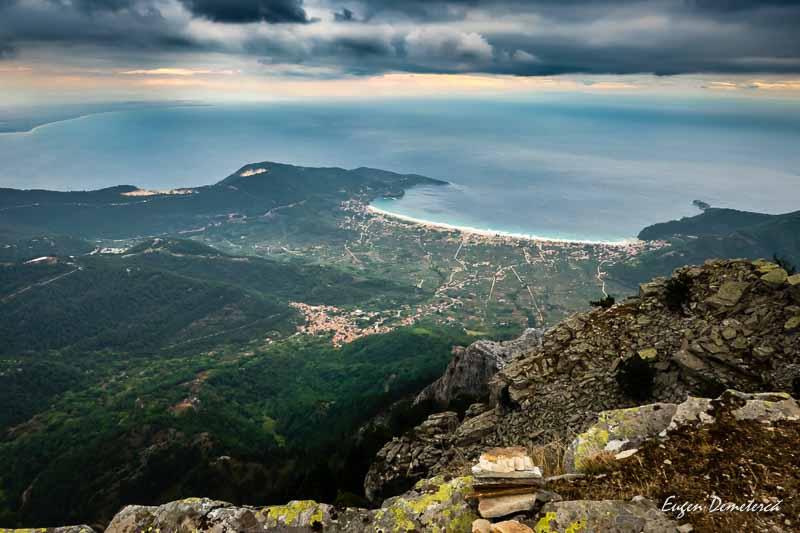 1070594 - Thassos - din turcoazul mării până în vârful munților