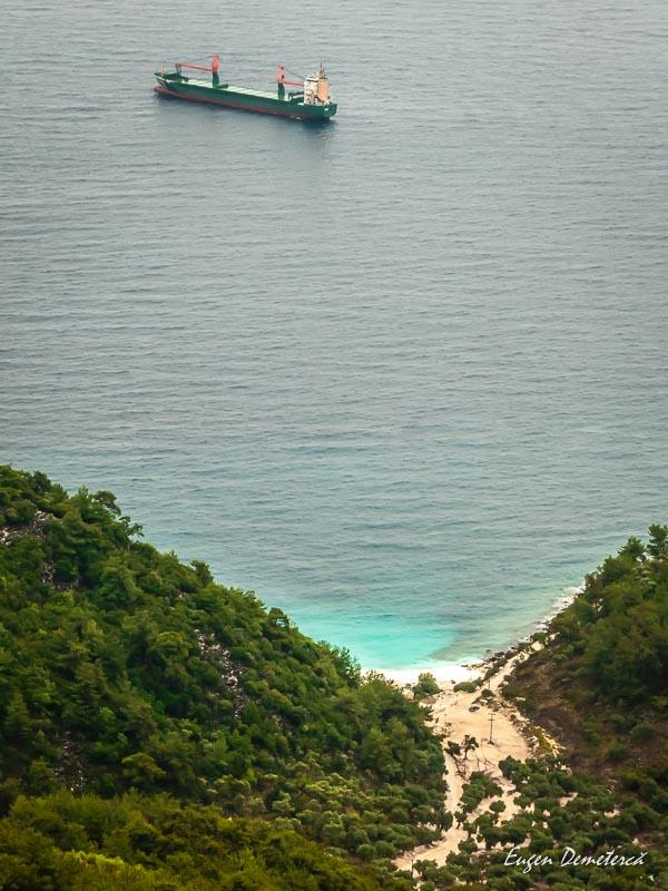 1070976 - Thassos - din turcoazul mării până în vârful munților