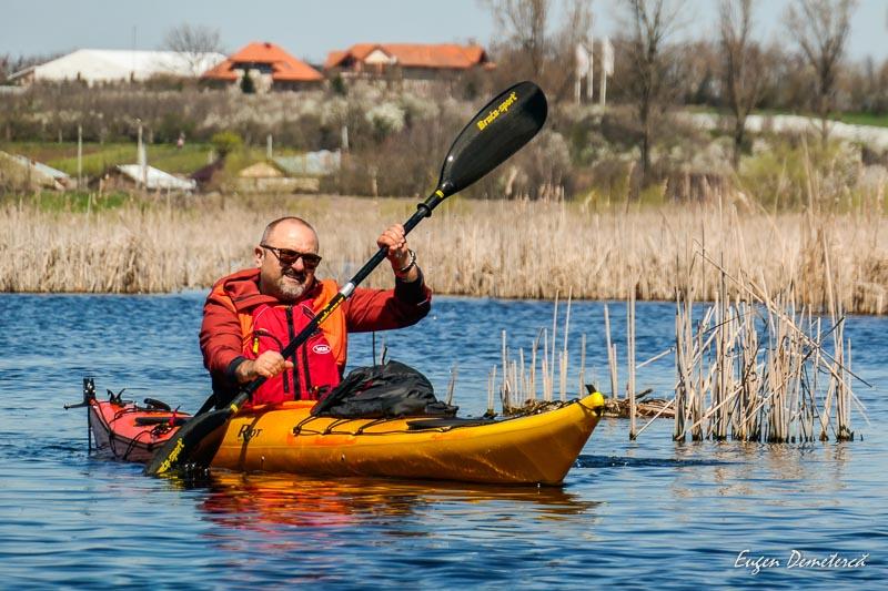 1045285 - Caiaceală de primăvară în Delta Neajlovului