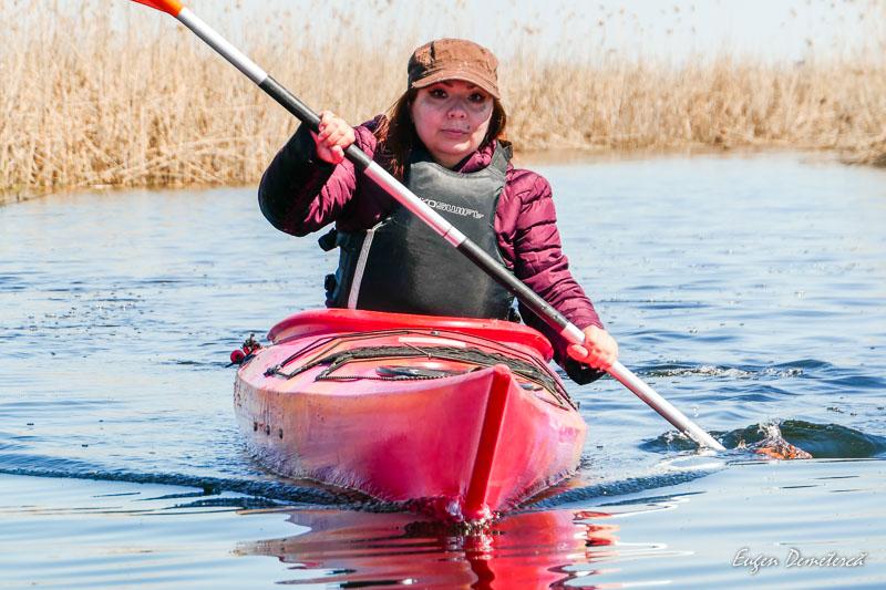 1045394 - Caiaceală de primăvară în Delta Neajlovului