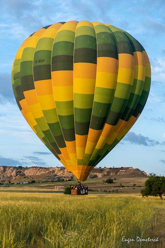 1030838 - Cappadocia: magia zborului cu balonul