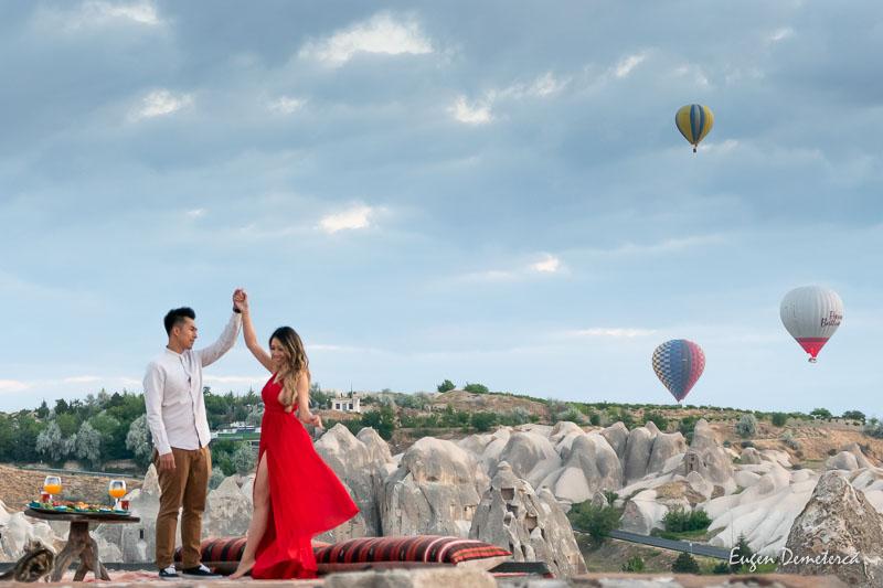 1040099 - Cappadocia: magia zborului cu balonul