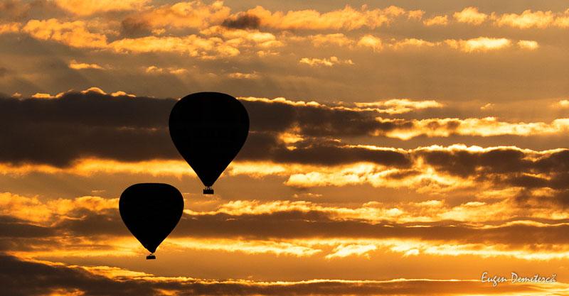 1040129 - Cappadocia: magia zborului cu balonul