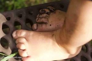 Precious Baby Feet