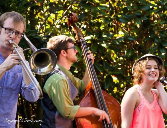 Trombone player in Seattle