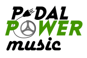 Pedal Power Music Logo