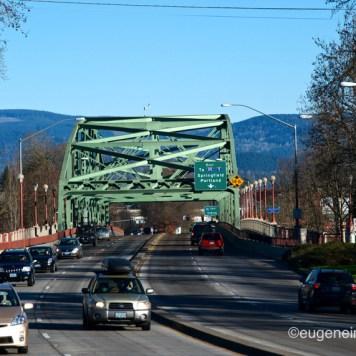 Eugene, Ferry St Bridge