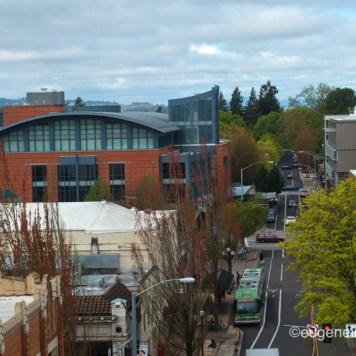 Eugene Library