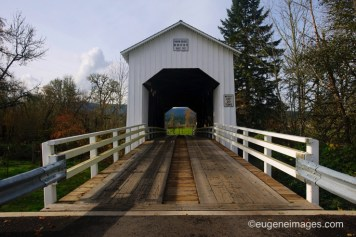 Parvin Bridge, Dexter