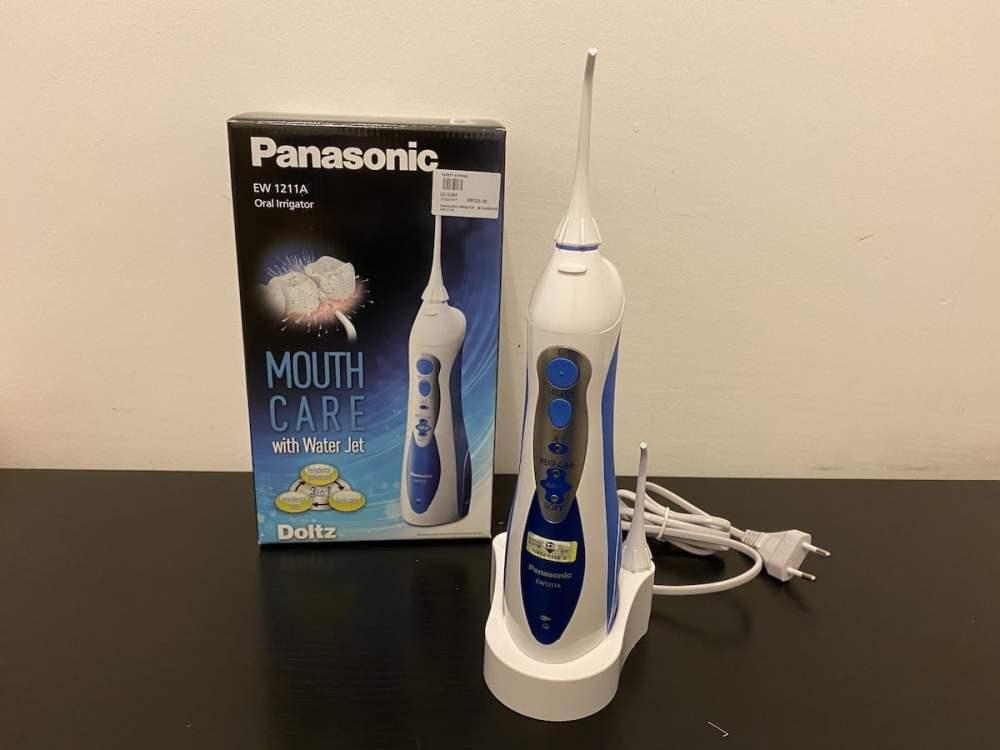 Panasonic Oral Irrigator EW1211A