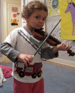 Suzuki Violin Lessons