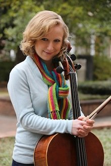 Elizabeth Gergel, Suzuki Cello Teacher