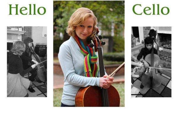 Hello Cello! Eugene Suzuki Cello Lessons Available Now