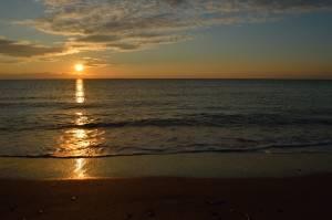 Sunrise, 2 Mai, Black Sea