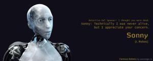 Sonny (I, Robot)
