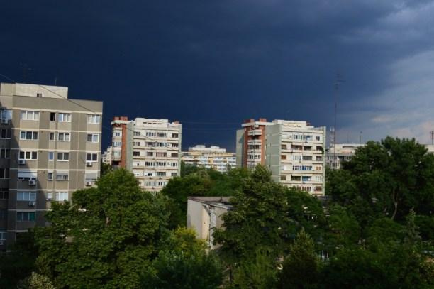 Summer Storm Bucharest
