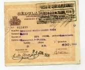 Documentación personal. Pasaportes