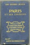 Guías de viaje. Las guías Hachette