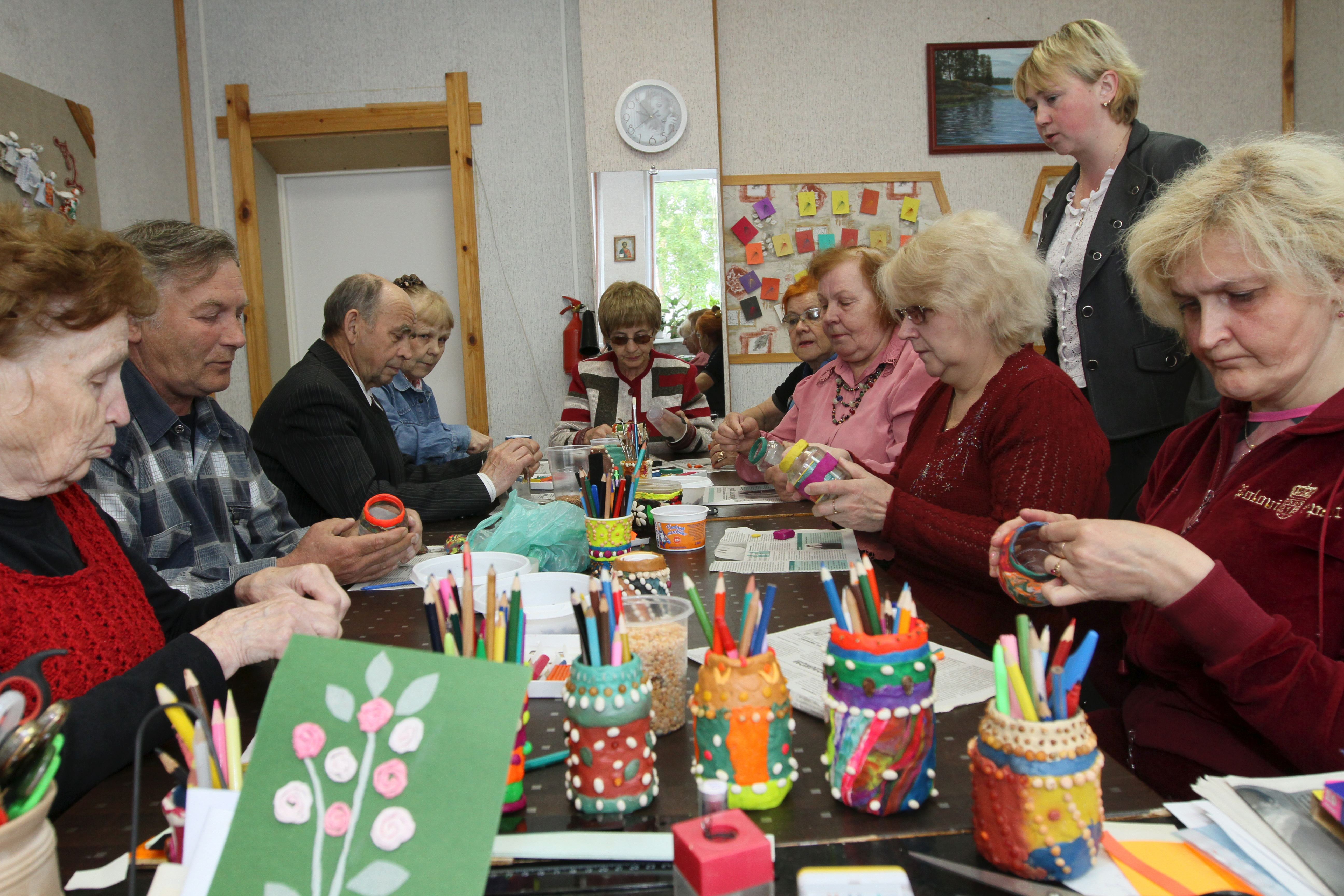 Arts And Crafts For Seniors