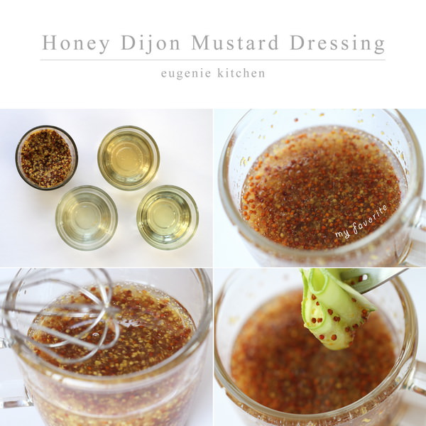 Honey Dijon Mustard Dressing Recipe