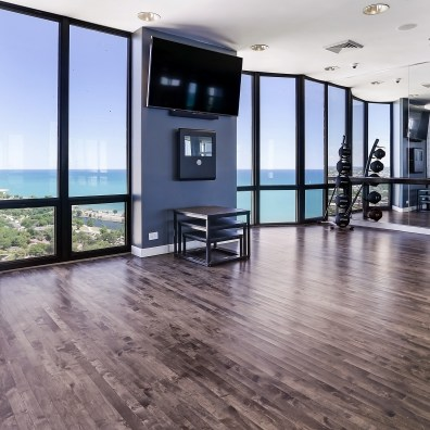 Amenities | Fitness Studio