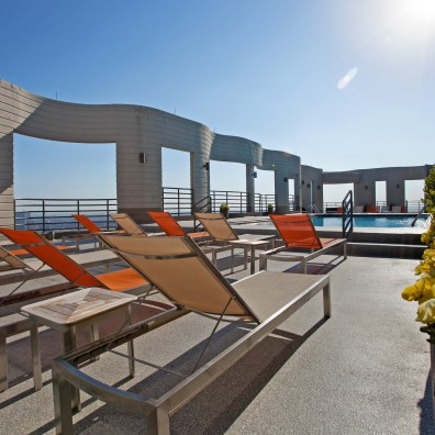 Amenities | Rooftop Pool