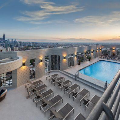 Amenities | Rooftop Pool