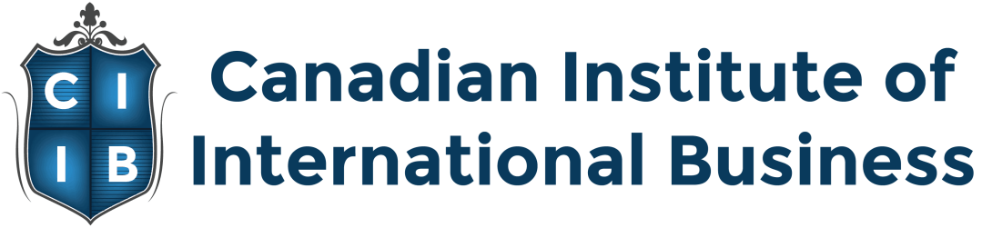 Canadian Institute Of International Business - Better Business Education - Logo
