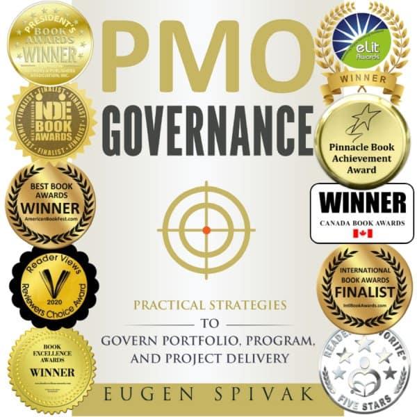 PMO Governance Book Awards 600x600 px