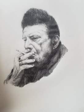 Profesor drawing