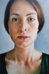 """Slavonia"" oil on canvas, 150x100 cm, 2018."