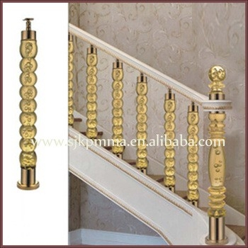 Modern Acrylic Stair Railing Party Acrylic Pillars Acrylic Wedding   Acrylic Handrails For Stairs   Design   Modern Stair   Glitter   Plexiglass   Decorative