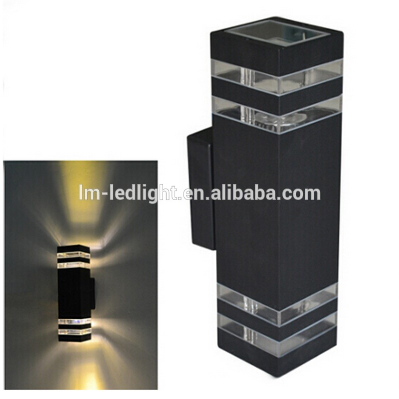 modern outdoor wall lighting led porch