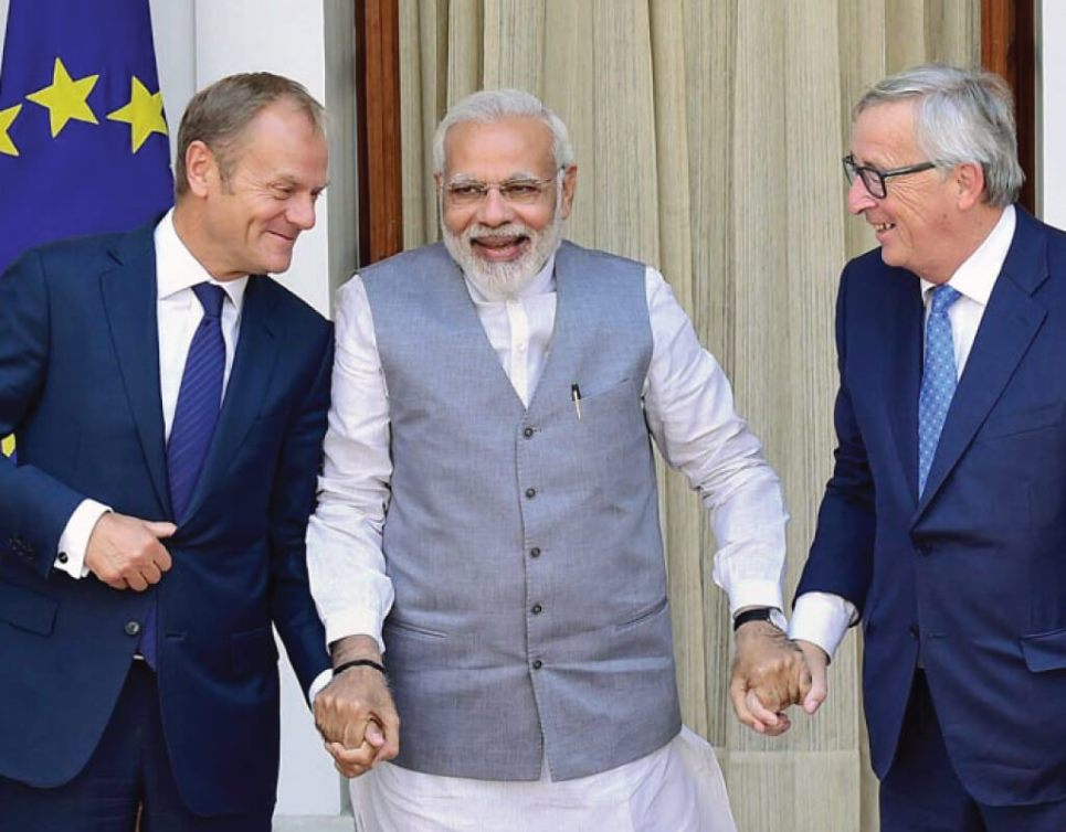 Towards an EU-India Partnership on Urbanisation