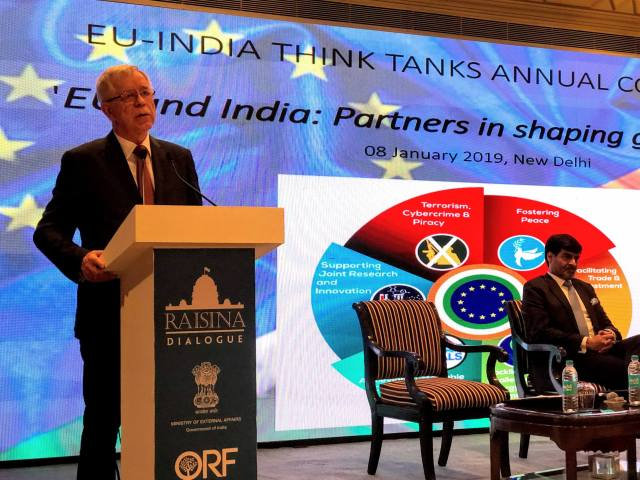 EU-India Think Tanks annual conference-1
