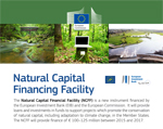 First Natural Capital Financing Facility loan agreement channels LIFE funding to rewilding initiative