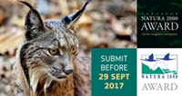 Apply now for 2018 Natura 2000 Awards!