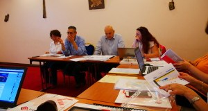 2nd meeting of 3D-Help project in Romania