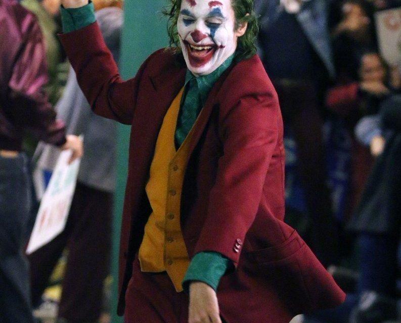 Nueva filtración en el set de rodaje del nuevo Joker