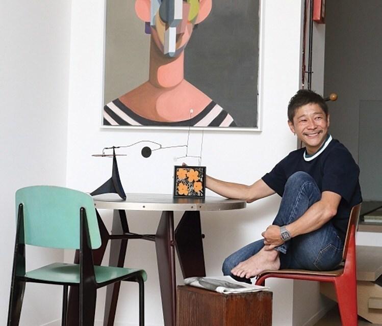 Yusaku Maezawa, el japonés seleccionado para ser el primer turista en viajar a la Luna