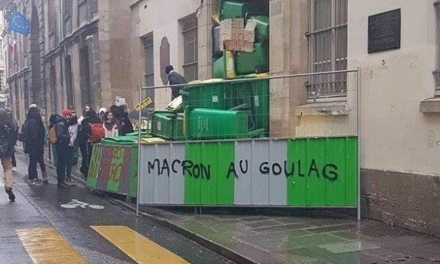 ¿Está Putin tras las protestas de los Gilets Jaunes?